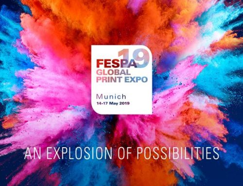 FESPA Global Print Expo 2019!